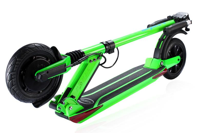 קורקינט חשמלי etWow-Booster-Pluseure בצבע ירוק