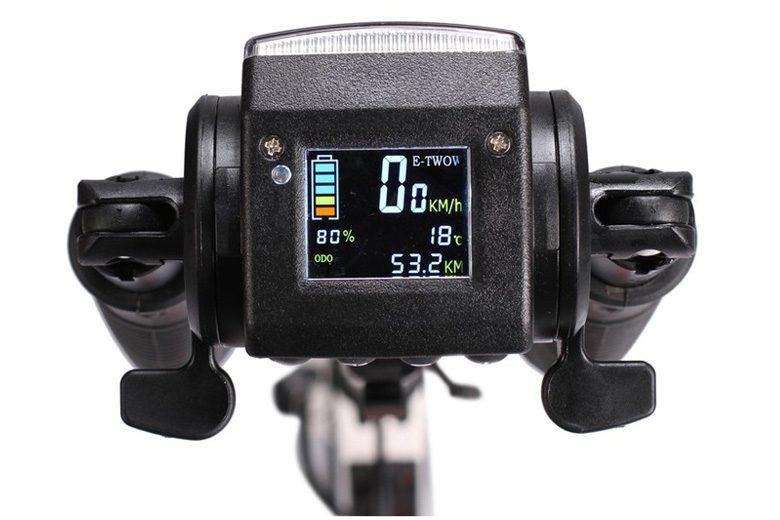 תצוגת LCD של קורקינט חשמלי etWow-Booster-Plus-
