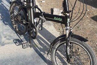 אופניים חשמליים של קל אופן למכירה