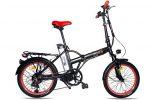 אופני דרגון שחור אדום מבית שיקו 0