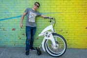 Gi-flybike-אופניים חשמליים