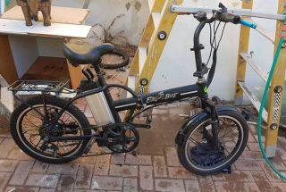 אופניים חשמליים של ארובייק למכירה