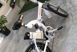 יד 2 אופניים חשמליים