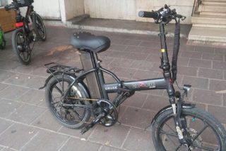 אופניים חשמליים יד 2
