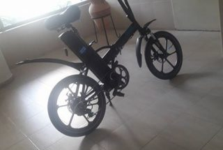 אופניים חשמליים איטלווין של מגנום למכירה במצב מעולה
