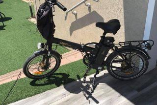 אופניים חשמליות ג' אג'ר למכירה
