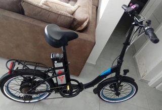 אופניים חשמליים מגנום יד 2