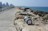 סגווי מיני פרו משקיף על הים 14