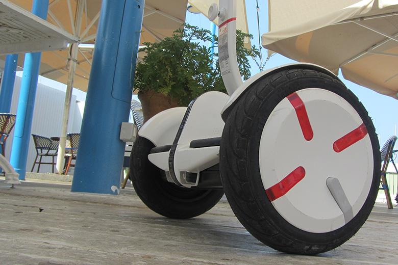 גלגל ימני של סגווי מיני פרו