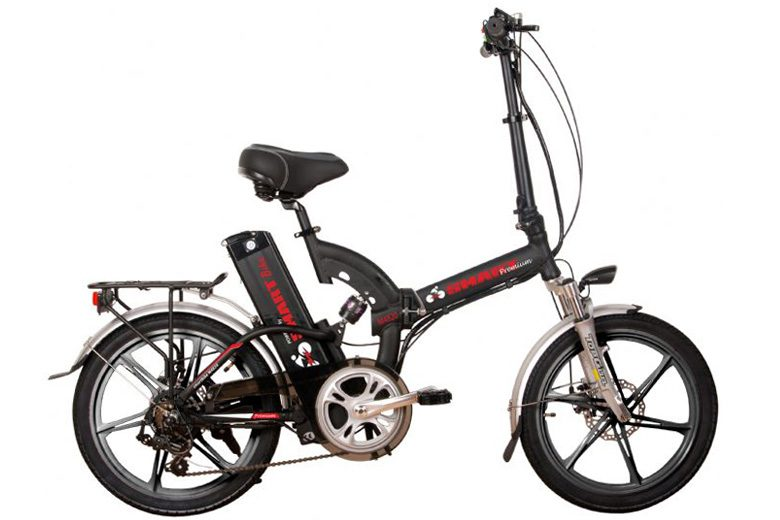 אופניים חשמליים M4820 מבית עולם הגלגלים
