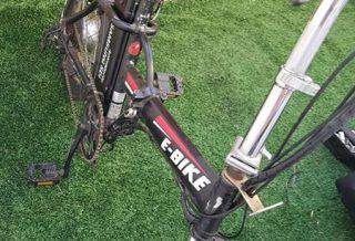 אופניים חשמליות יד 2 EBIKE