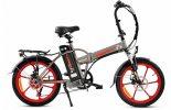 אופניים חשמליים סמארט בייק m48 מבית עולם הגלגלים 0