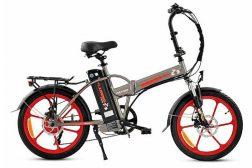 אופניים חשמליים סמארט בייק m48 מבית עולם הגלגלים