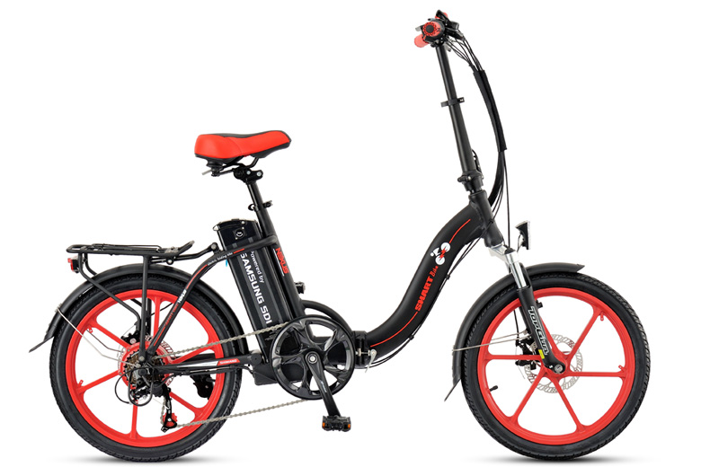 אופניים חשמליים Smart Bike Nexus 48V