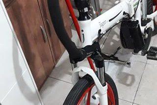 אופניים חשמליות של ג'אג'ר יד 2