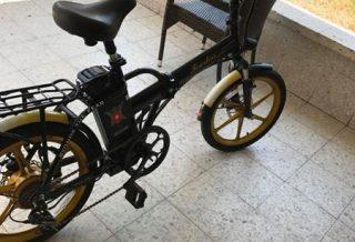 אופניים חשמליות אלפא