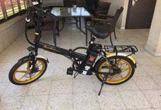 אופניים חשמליות יד 2