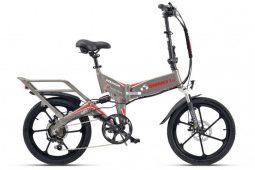 אופניים חשמליים smart-premium-48v-gaps מבית עולם הגלגלים