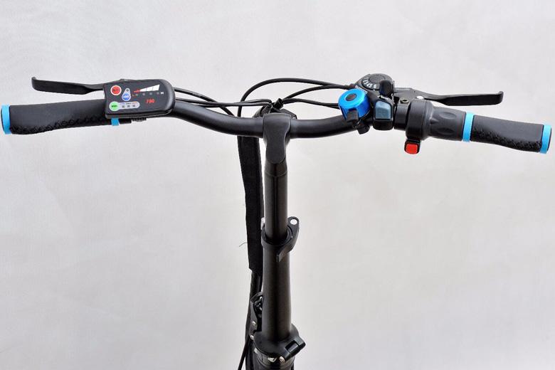 הכידון של גלגל של אופניים חשמלים סמארט uforce מבית עולם הגלגלים
