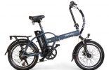 אופניים חשמליים lynxcycle מבית מגנום בצבע אפור 5