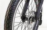 גלגל קדמי של אופניים חשמליים lynxcycle 12