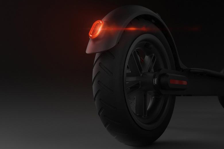 הגלגל של קורקינט חשמלי מבית שיאומי